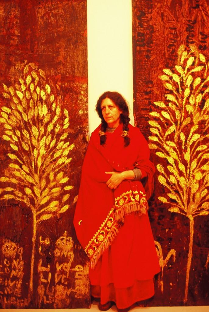 רות דורית יעקבי 2011, צילום: עמרם יעקבי
